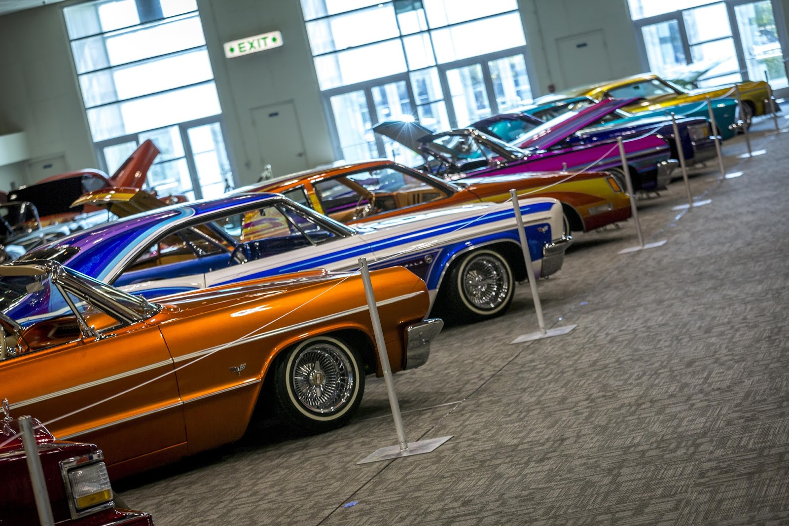 The Grand National Roadster Show