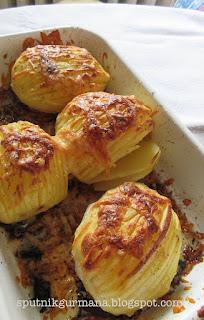 Картофель запечённый