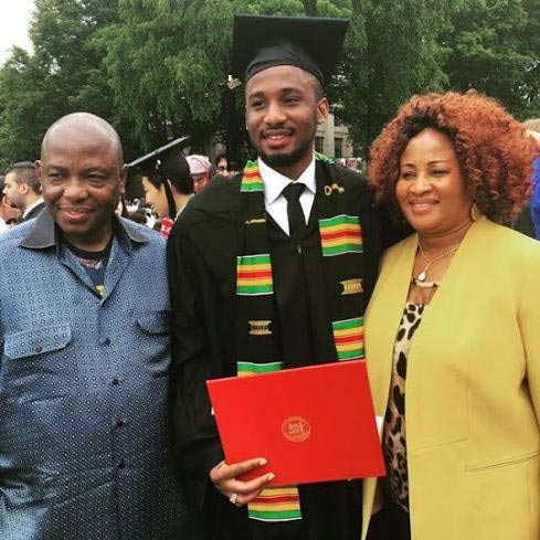 Son of Orange Drugs founder Tony Ezenwa bags degree from MIT
