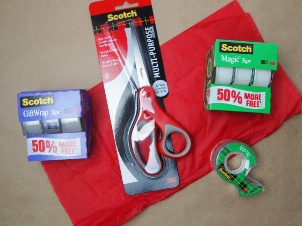 Scotch® Tape for the win!