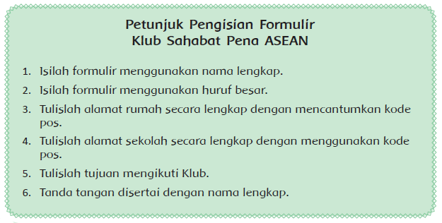 Kunci Jawaban Buku Tematik Tema 5 Kelas 6 Halaman 29, 30 Kurikulum 2013