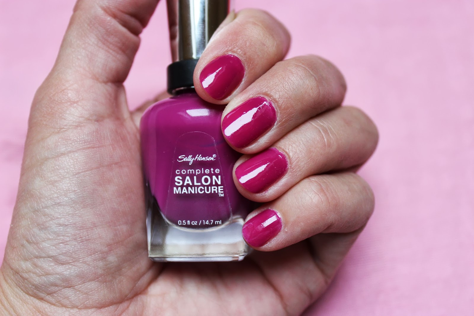 Cherry Cherry, Bang Bang - Sally Hansen