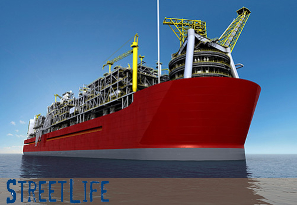 Αυτό είναι το μεγαλύτερο πλοίο στον κόσμο!