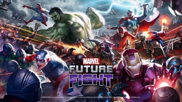 Garis Besar Jalan Cerita Marvel Future Fight