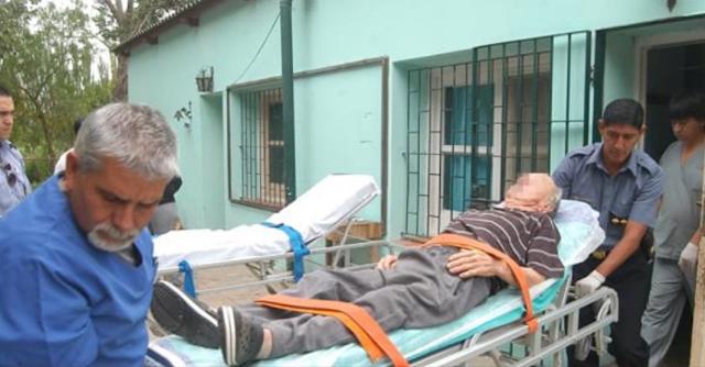 Orgía de ancianos deja siete muertos - Que en paz descansen