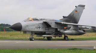 Jet Tempur Tornado Jerman
