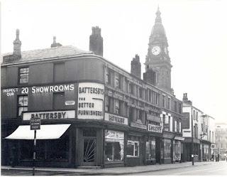 Grey Mare Newport Street Bolton