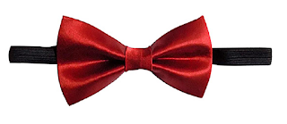 Red Bow Tie To Suit Him Up : Rs 249