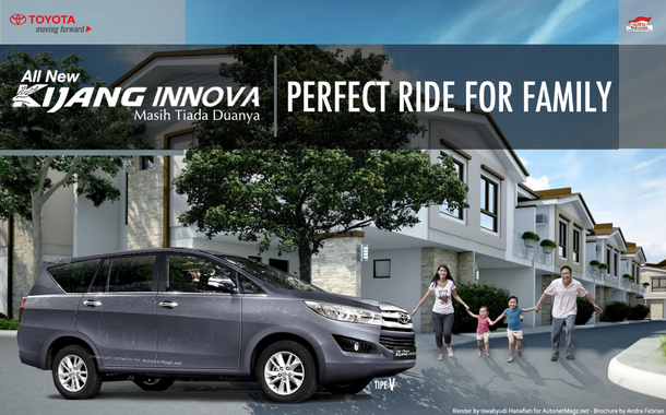Harga Mobil Toyota All New Kijang Innova Model Terbaru 2015 di Tegal Brebes, Banyumas, Pemalang, Purbalingga