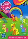 My Little Pony Wave 10 Applejack Blind Bag Card