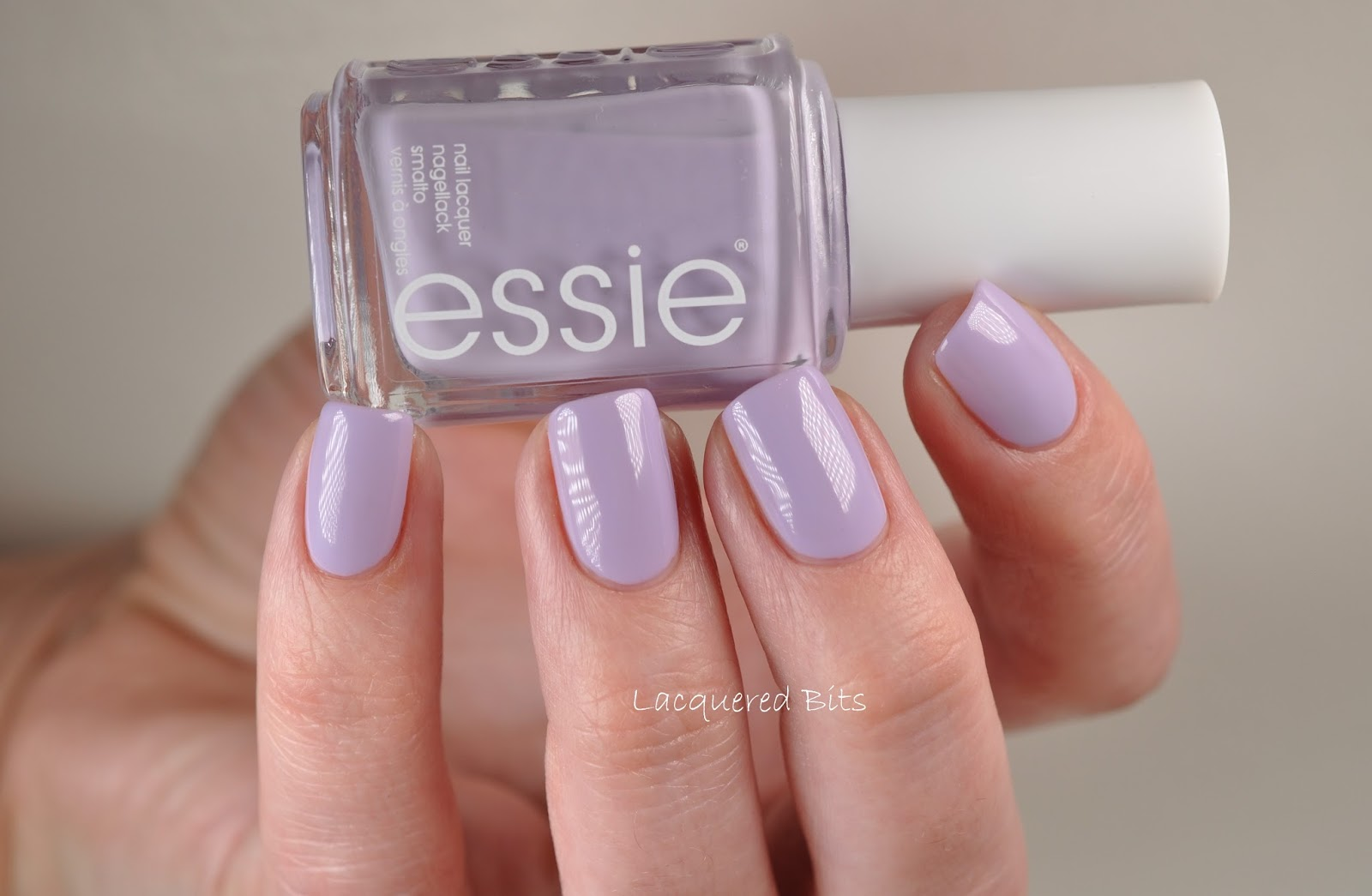 Essie - Lilacism - swatches and review - Lacquered Bits
