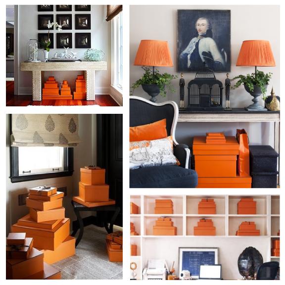 hermès orange the color of ultimate luxury cozy stylish chic