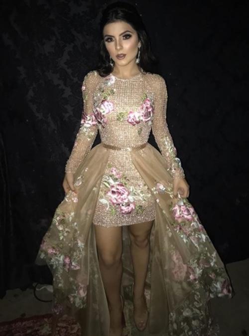vestido de festa 2 em 1 formatura