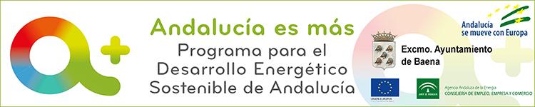 AGENCIA ANDALUZA DE LA ENERGÍA - AYUNTAMIENTO DE BAENA