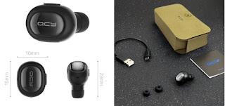Headset Bluetooth Terbaik Murah 2018 QCY Q26