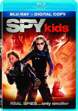 Spy Kids 2001 BRRip 300MB Hindi Dual Audio 480p Watch Online Full Movie Download bolly4u