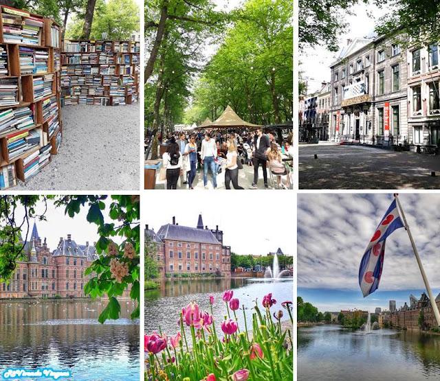 Holanda Roteiro de Viagem