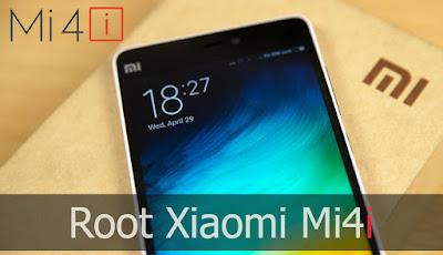 Tutorial Cara Root pasang SuperSU Xiaomi Mi 4i Lengkap