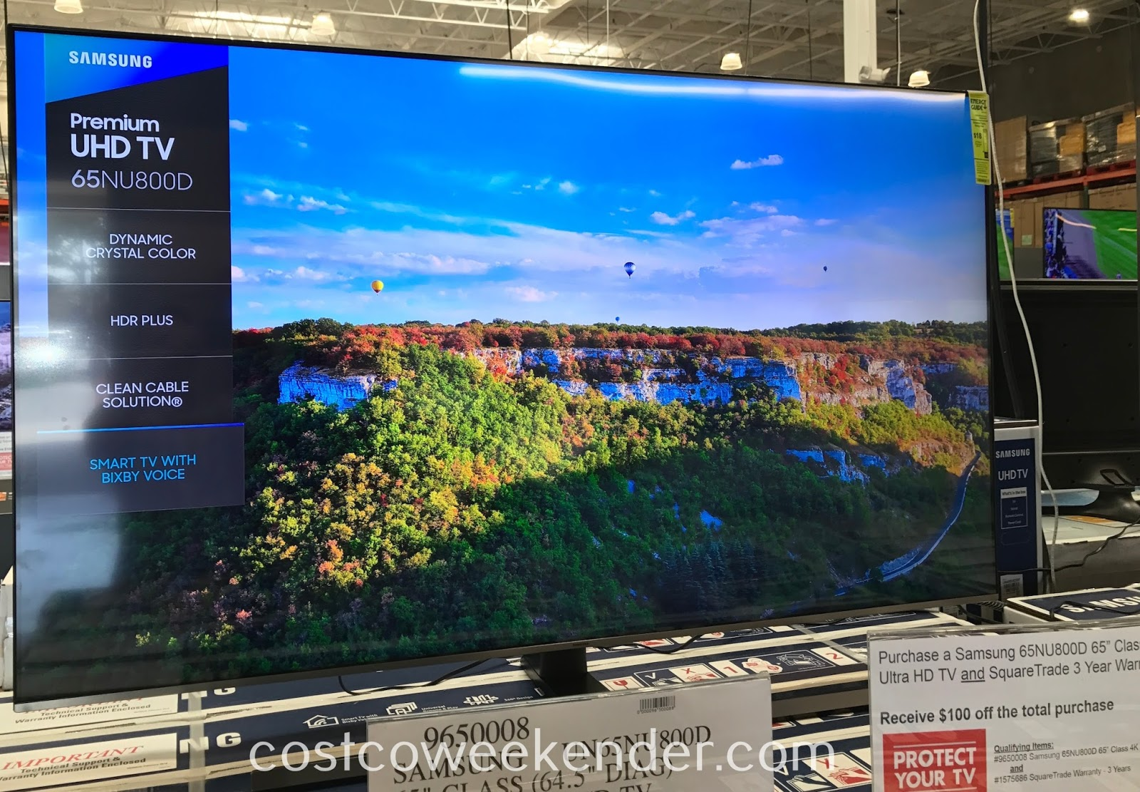 your LCD Tv Should Be You Bought by Costco TV at Costco