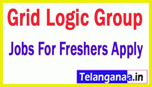 Grid Logic Group Recruitment Jobs For Freshers Apply