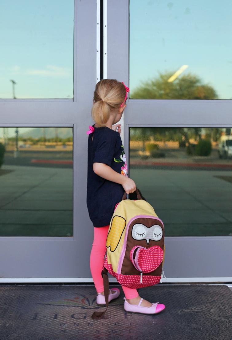 Back to school with OshKosh B'gosh