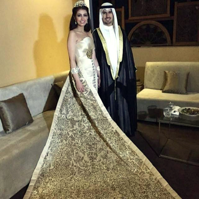 Guests at a Royal Wedding in Kuwait Received Diamond Rings