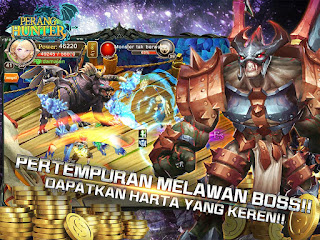 Download Game Perang Hunter MOD APK