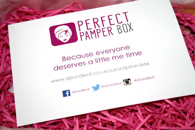 Perfect Pamper Box