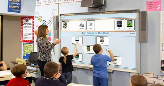 How Technology is transforming Classrooms ?