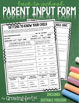 https://www.teacherspayteachers.com/Product/Back-to-School-Parent-Input-Form-Freebie-1910385