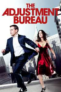 The Adjustment Bureau 2011 Hindi Dual Audio 300MB Movies Download 480p BDRip