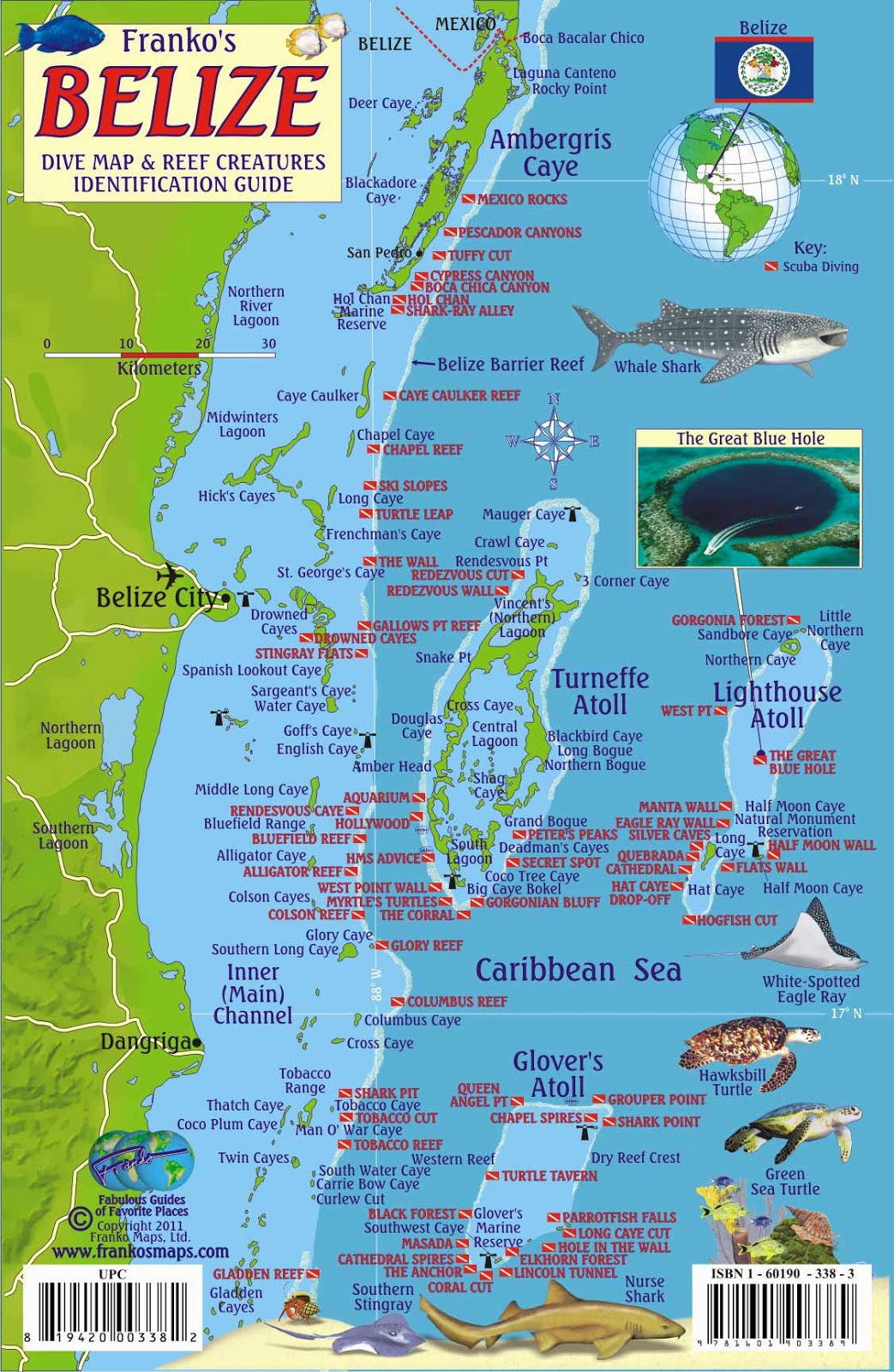 2BCruising: Snorkeling In The Caribbean And The Second