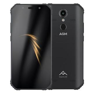 Spesifikasi Hape Outdoor AGM A9