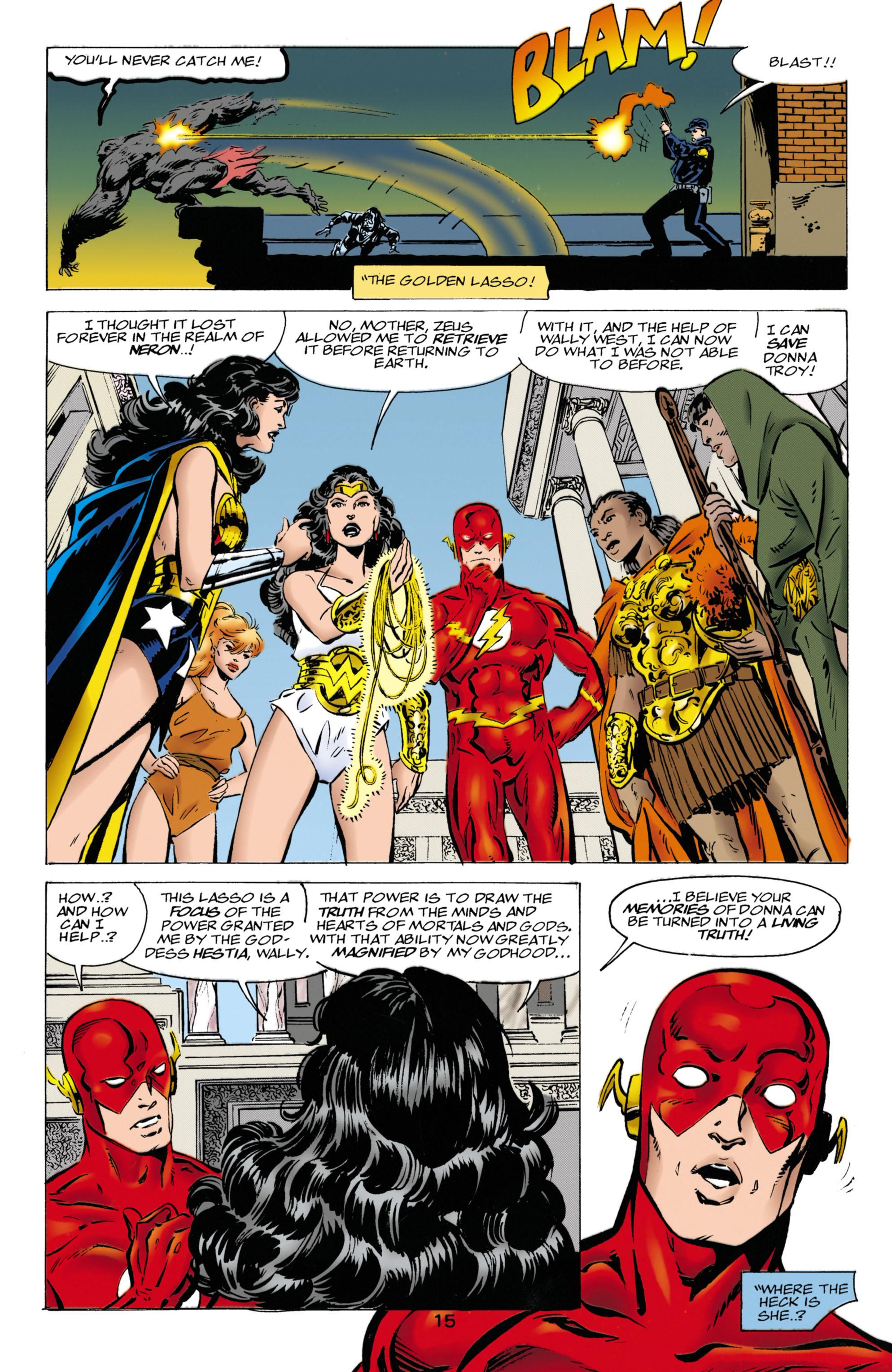 Read online Wonder Woman (1987) comic -  Issue #136 - 16