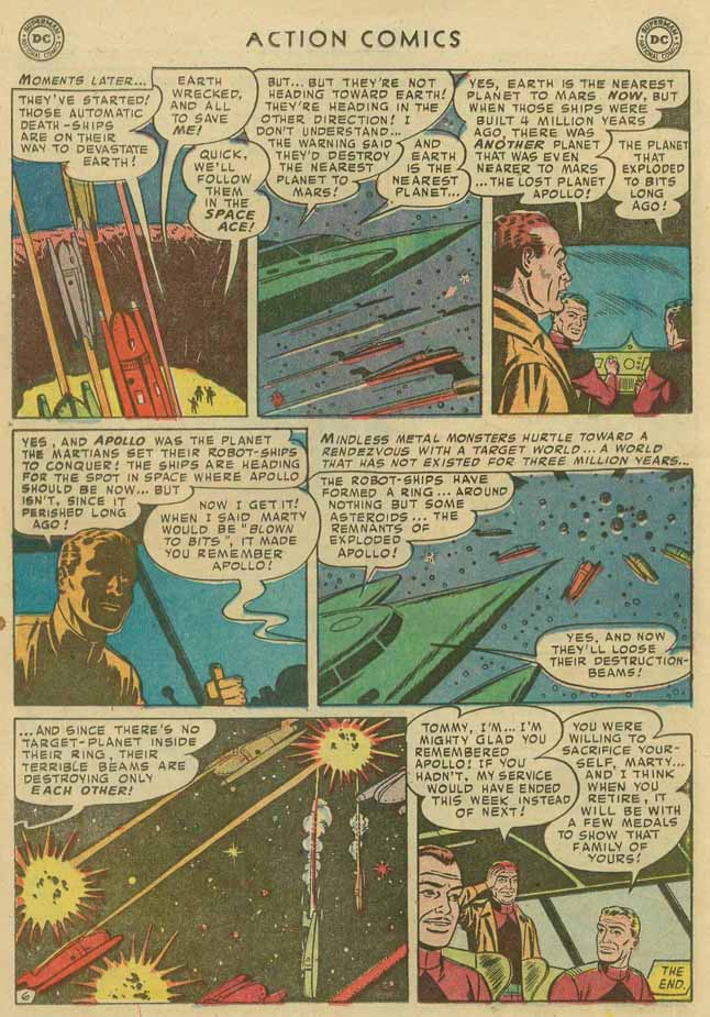 Read online Action Comics (1938) comic -  Issue #173 - 32