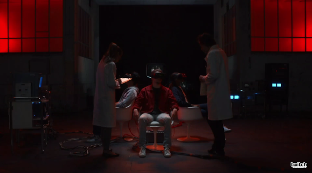Virtual Reality VR dungeon torture chamber lab coats room Transference Ubisoft 2017 E3