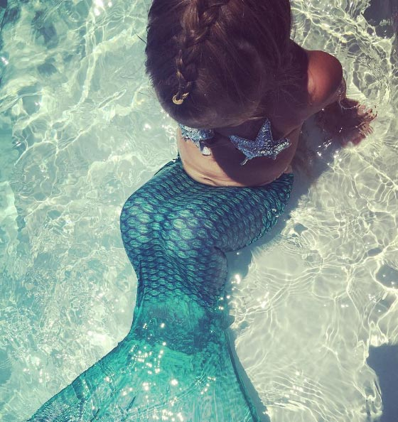 Kim K's daughter North West celebrates 3rd birthday in mermaid-themed party