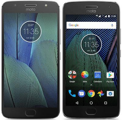 Motorola Moto G5s Plus vs Motorola Moto G5 Plus