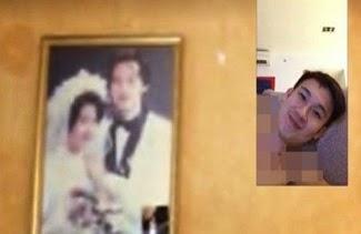 Tấm ảnh cưới chưa từng công bố của Hoài Linh và vợ