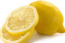Manfaat Air Lemon Menyehatkan Tubuh