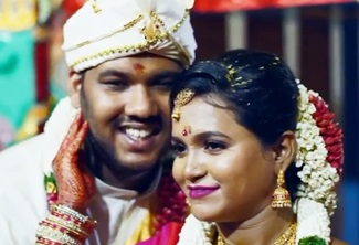 The Wedding Film | Kirubakaran Weds Loshini