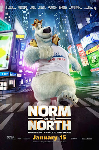 Norm of the North (BRRip 720p Español Latino) (2016)