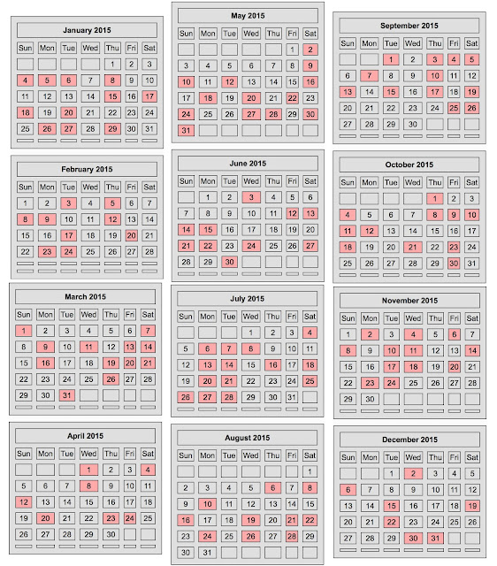 Chinese New Year Calendar  2017