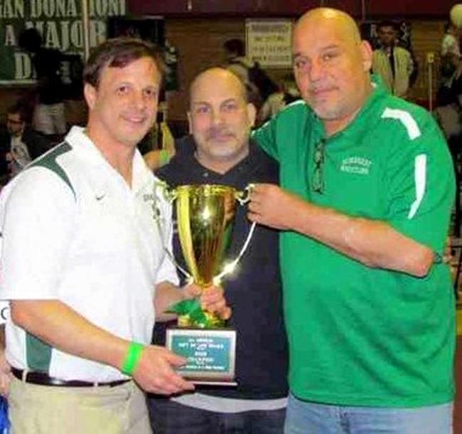 Nutley wrestling: No greater love for DiPiano's greatest gift