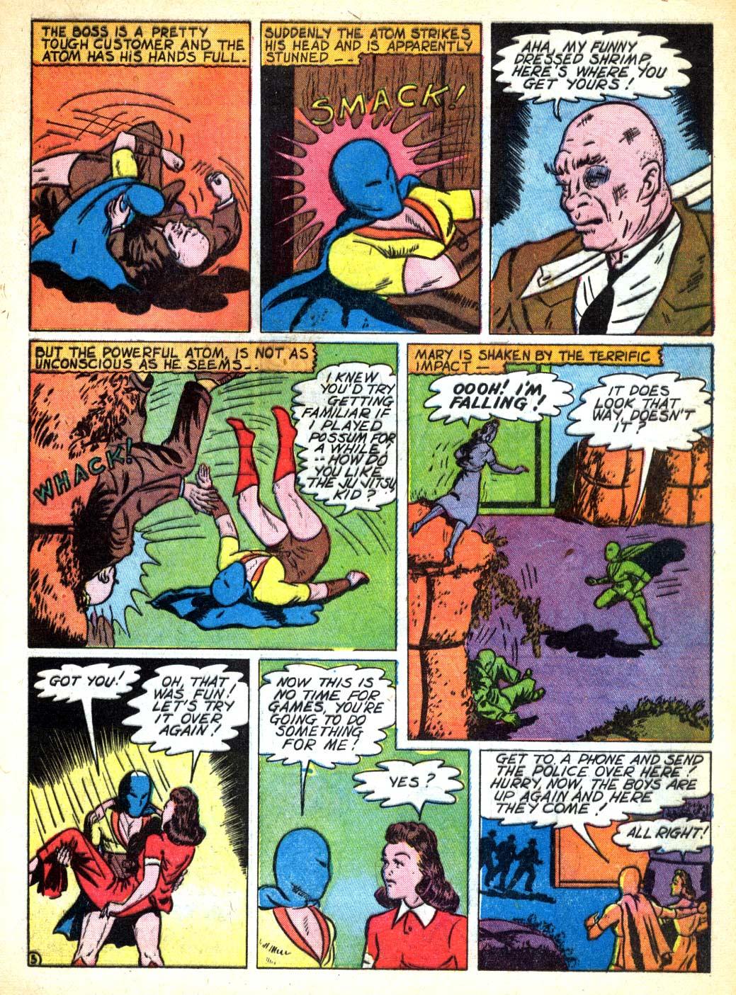 Read online All-American Comics (1939) comic -  Issue #28 - 25