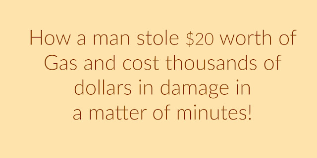 True Story - Crime Doesn't Pay Even if We Don't Get Caught