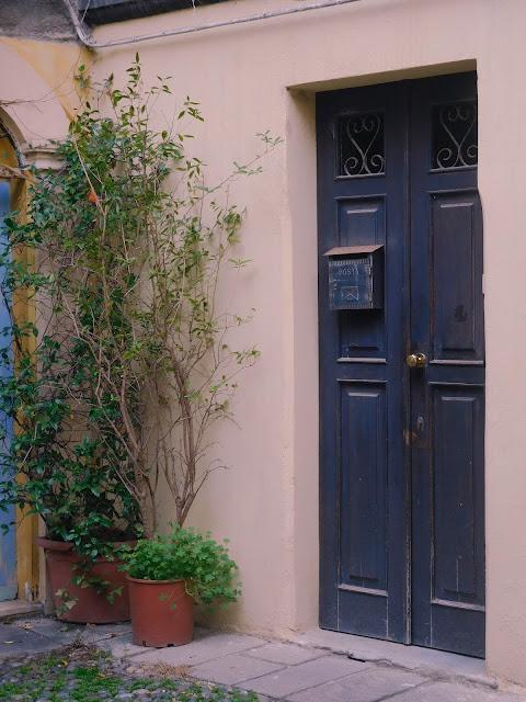 Antico portone, Sassari