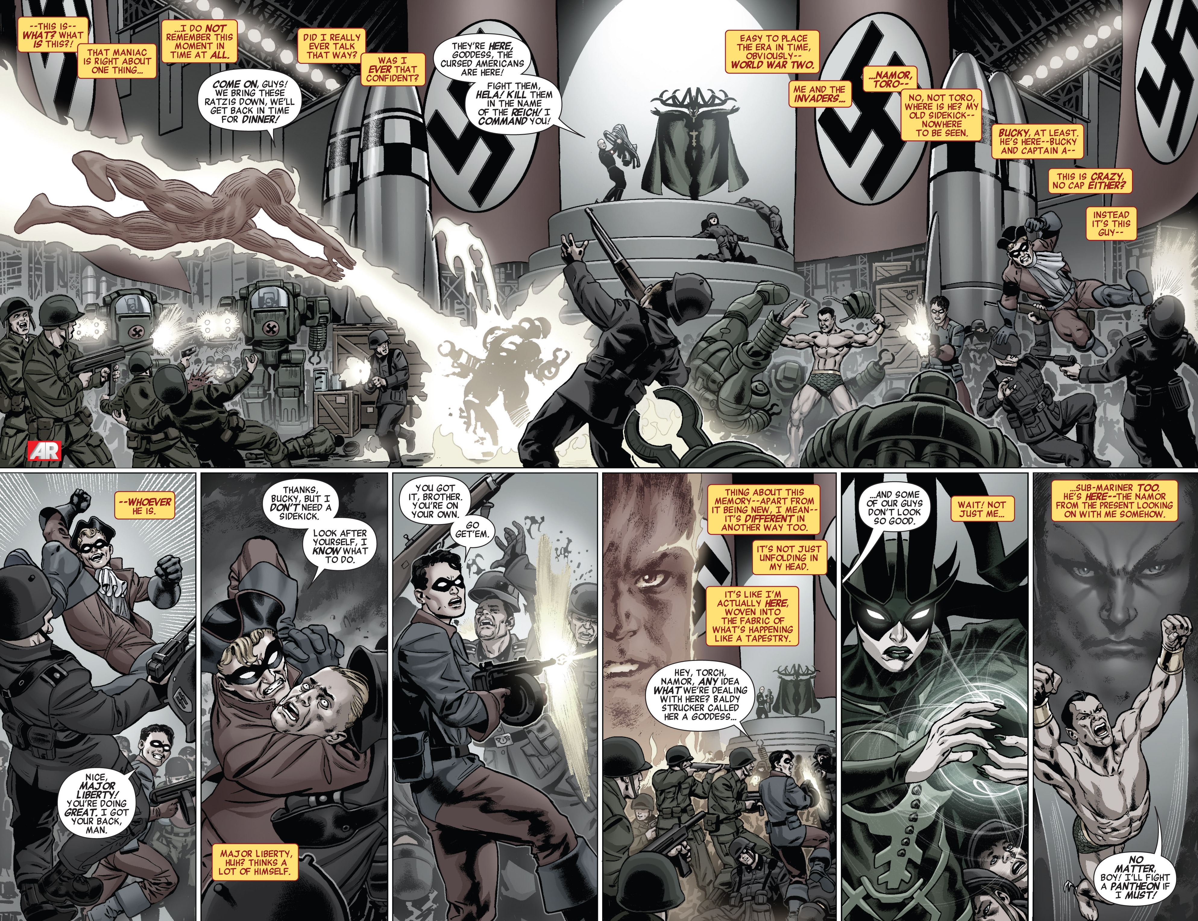 Read online All-New Invaders comic -  Issue #1 - 12