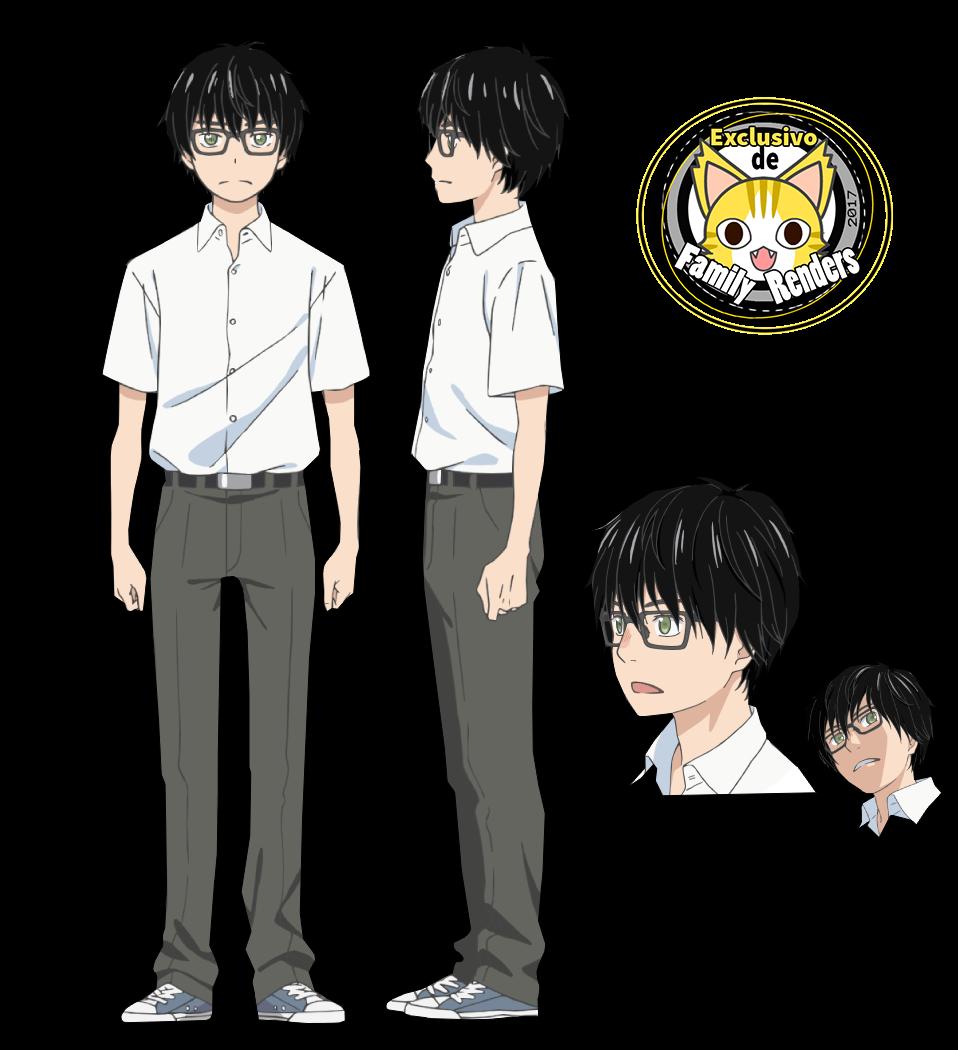 RENDER Kiriyama Rei