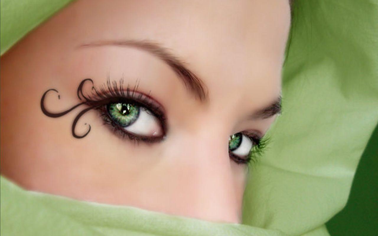 green eyes makeup | makeup & health